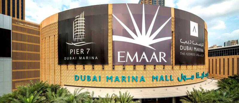 DUBAI MARINA MALL shopping malls in dubai
