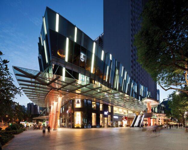 MANDARIN GALLERY shopping malls in Singapore