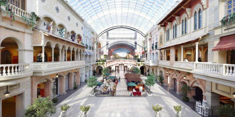 Mercato Mall shopping malls in dubai
