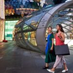 5 prominent shopping malls in Singapore