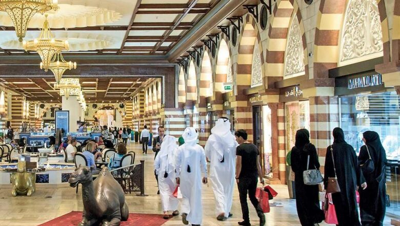5 extraordinary shopping malls in Dubai