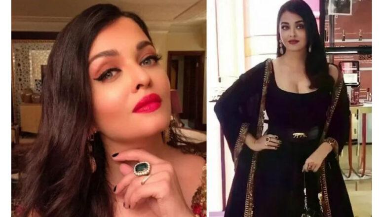 Aishwarya's Anarkoli: would it be more gorgeous!